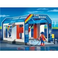 playmobil 4312 station de lavage de voitres car wash boutique. Black Bedroom Furniture Sets. Home Design Ideas